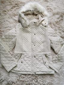Jaqueta Feminina Nylon Casaco Plus Size Capuz Inverno Luxo
