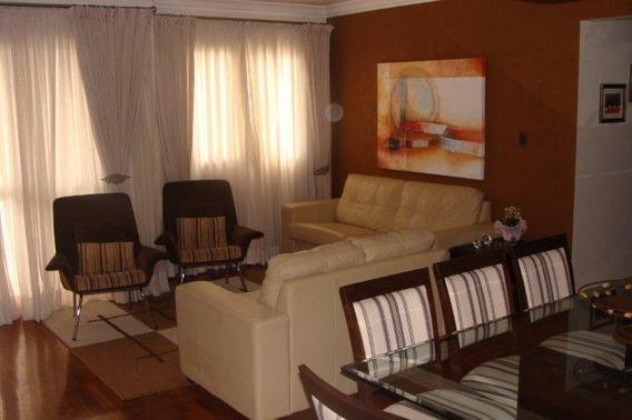 Apartamento Jardim Satélite 124m² 4 Dormitóios - Ap4814