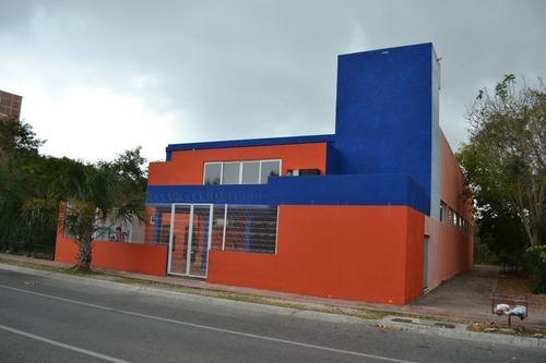 Terreno Comercial En Venta En El Nuevo Centro De Playa Del Carmen Quintana Roo