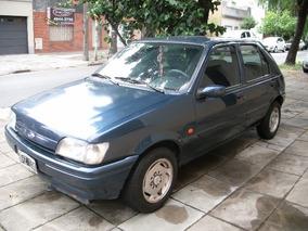 Ford Fiesta 1.3 Clx Muy Bueno. Titular .vende Urgente.