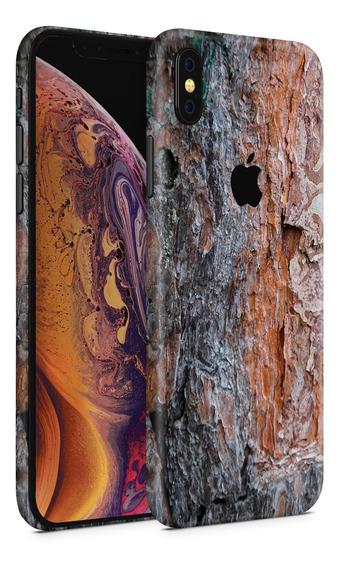 Skin Corteza Arbol Para Telefonos Apple iPhone