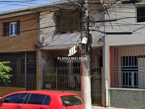 Imagem 1 de 2 de Sobrado Para Venda No Tatuapé - Rua Antônio De Barros Com 2 Dormitórios, Banheiro, Sala, Lavabo, Cozinha E Lavanderia - So1358 - So1358