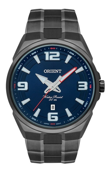 Relógio Orient Myss1001 D2gx Preto Masculino Novo Lançamento