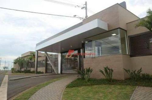 Terreno À Venda, 250 M² Por R$ 135.000,00 - Residencial Alto Da Boa Vista - Piracicaba/sp - Te0567