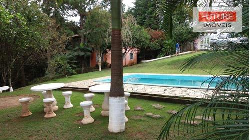 Imagem 1 de 16 de Chácara Com 2 Dormitórios À Venda, 1300 M² Por R$ 550.000 - Corumbá - Mairiporã/sp - Ch0014