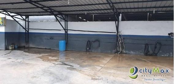 Venta De Punto Comercial Car Wash Santo Domingo Oeste-pvl-010-02-20