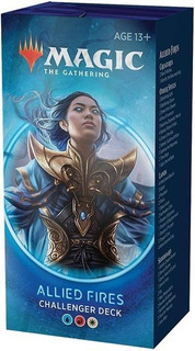 Magic Challenger Deck 2020 - Allied Fires - Wizards Wizards