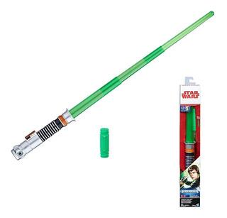 Sable Star Wars Electronico Con Luz Verde (6405)
