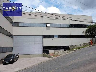 Galpão Industrial Para Locação, Granja Viana, Cotia. - Ga0078