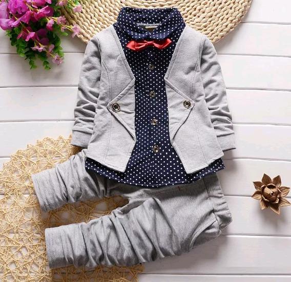 Roupa Infantil Blazer Menino