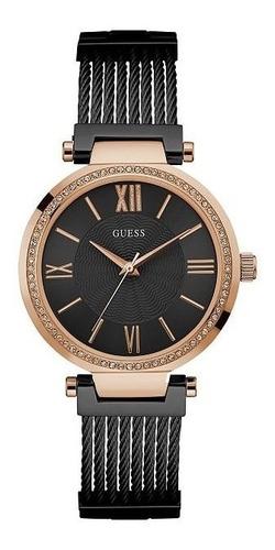 Relógio Guess W0638l5 Soho Rose Original Completo Com Caixa