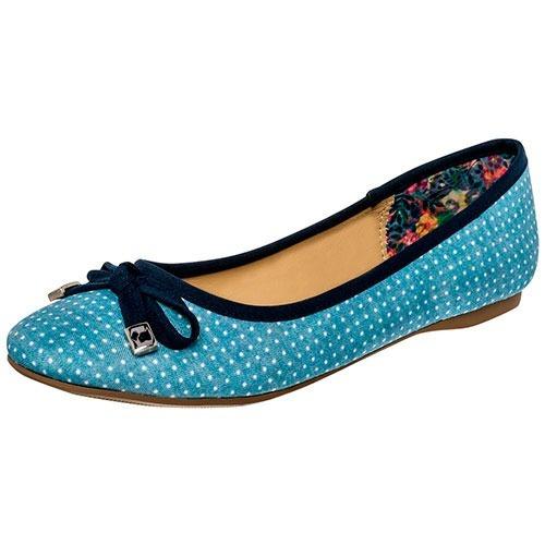 Valerinas Ferrioni J14-008-11 Azul-marin 22-26 Envio Gratis