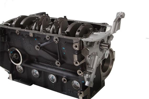 Motor Parcial 2.0 Flex Original Gm Astra, Vectra 93386116