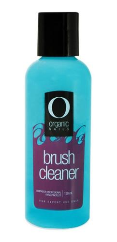 Imagen 1 de 5 de Brush Cleaner Limpiador Pinceles Manicure By Organic Nails