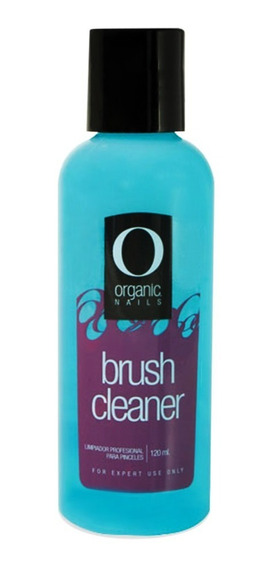 Brush Cleaner Limpiador Pinceles Manicure By Organic Nails