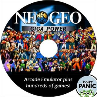Quedate En Casa!! Emulador Y Pack De Juegos Para Neogeo