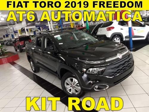 Fiat Toro Freedom 1.8 At6 4x2 (flex) *todas As Cores*