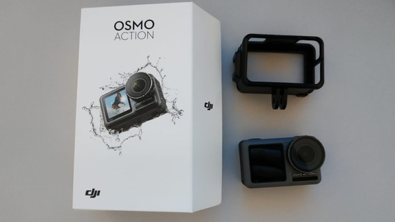 Câmera 4k Dji Osmo Action - Seminova