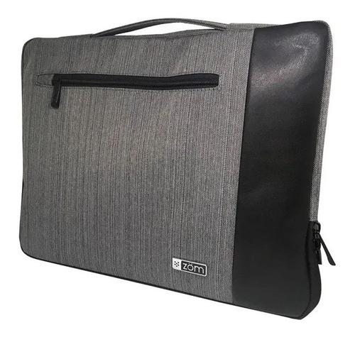 Funda Notebook Tablet Zom 15 Maletin Con Manija Zv15-200j