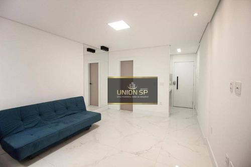 Imagem 1 de 7 de Studio À Venda, 30 M² - Jardim Paulista - São Paulo/sp - St0999