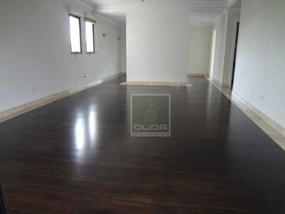 Apartamento Com 3 Dormitórios À Venda, 250 M² Por R$ 2.300.000 - Moema - São Paulo/sp - Ap4857