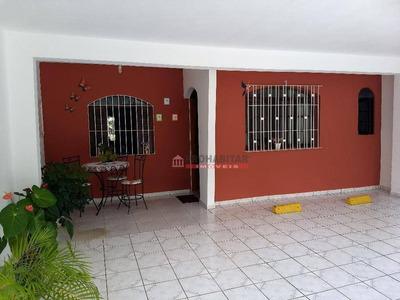 Casa Residencial À Venda, Interlagos, São Paulo. - Ca2395