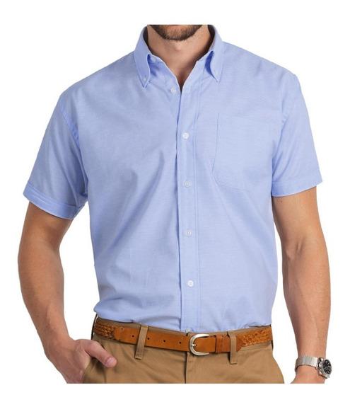 Camisas Oxford Damas Y Caballeros
