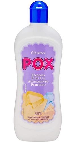 Facilitador Passar Roupas Goma Pox 200ml