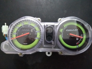 Painel Completo Titan 150 Ks/es 09/10 Mix (fundo Verde)