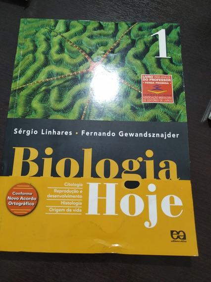Biologia Hoje Vol.1 ( Do Professor)