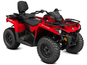 Can Am Outlander 570 Max 2 Lugares Quadriciclo