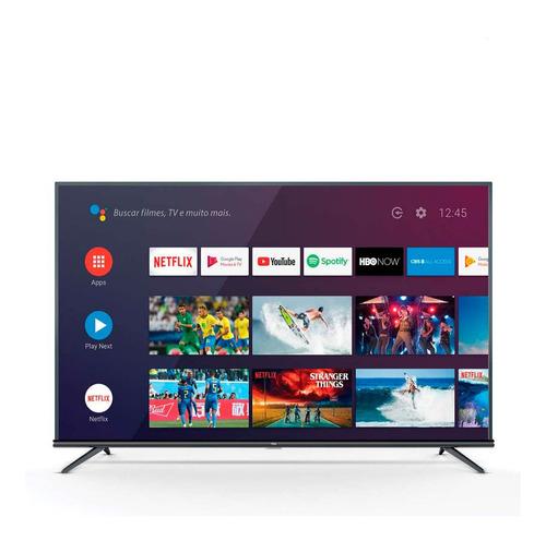 Smart Tv 50 Polegadas 50p8m Led Ultra Hd 4k Hdr Android Tcl