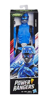 Power Rangers Blue Ranger Muñeco Saban´s Original Hasbro