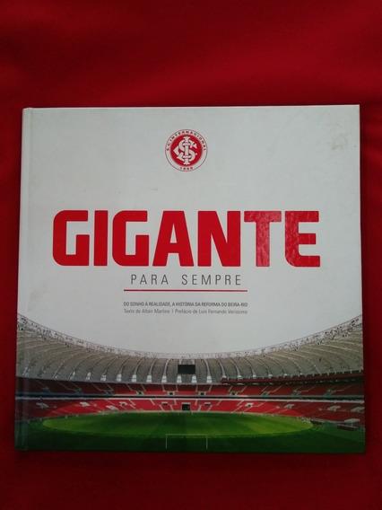 Livro Gigante Para Sempre Sport Club Internacional