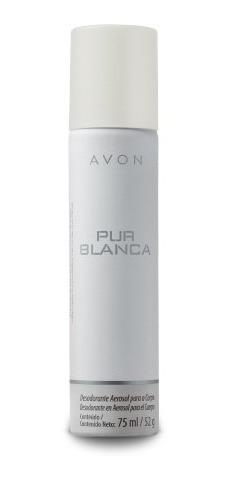 Pur Blanca Desodorante Aerosol Para O Corpo 75ml