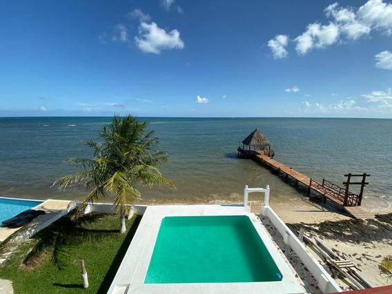Hermosa Residencia De 5 Recámaras En Venta En Puerto Morelos
