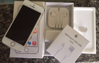 iPhone 5s Gold 16gb Original Com Garantia