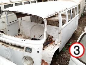 Volkswagen Kombi Sucatas Carcaças Furgão Nao Vendemos Pecas