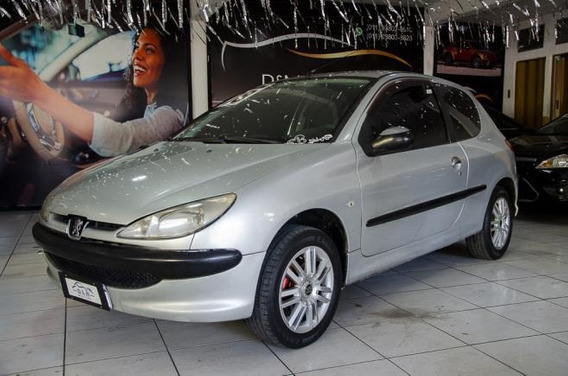 Peugeot 206 Hatch. 1.4 8v (flex) Manual