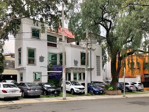 Casa Para Oficinas Venta, San Ángel Alta Vista Uso Comercial