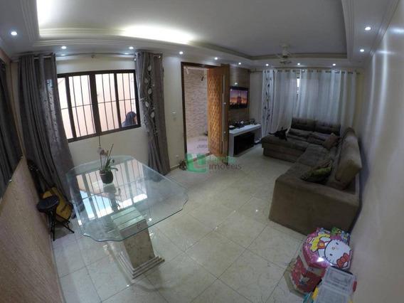 Sobrado Com 4 Dormitórios À Venda, 250 M² Por R$ 650.000 - Casa Verde - São Paulo/sp - So0373