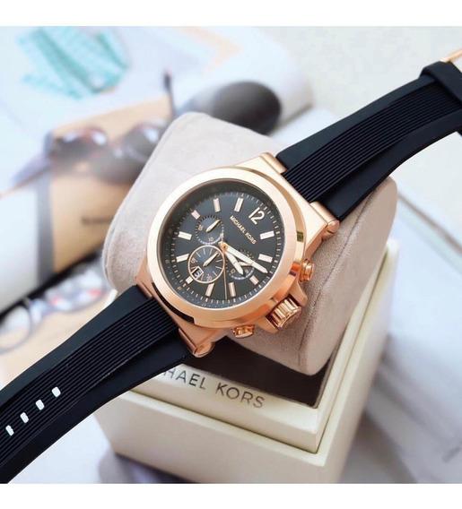 Relógio Michael Kors Mk8096 100% Original 2anos De Garantia