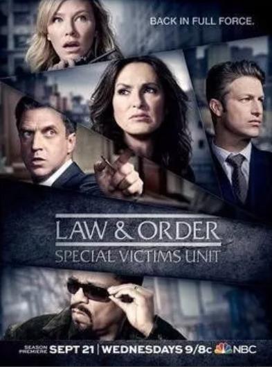 Law E Order Svu - 20° Temporada Completa Dublada - Excelente