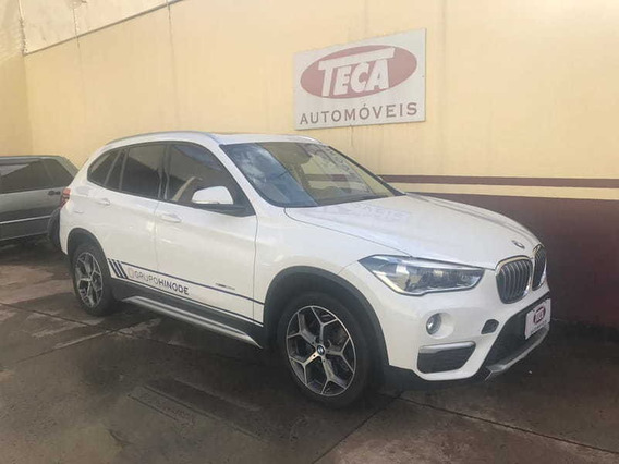 Bmw X1 2.0 Sdrive X-line 20i Gp Active Flex 5p Aut 2017
