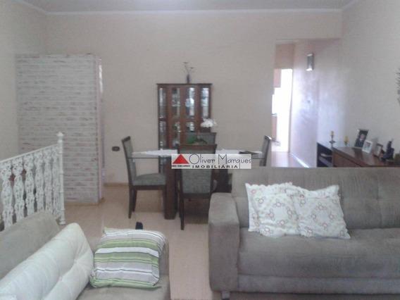 Sobrado Residencial À Venda, Vila Campesina, Osasco - So1708. - So1708