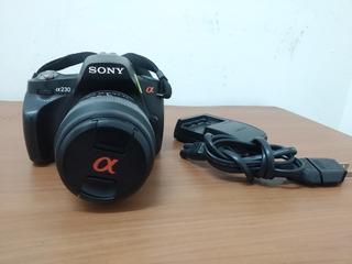 Camara Profesional Marca Sony Modelo: Dslr-a230
