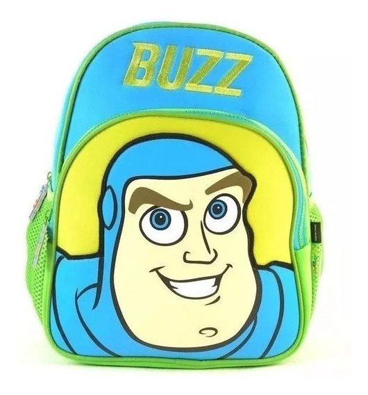 Mochila Toy Story Buzz Espalda 12