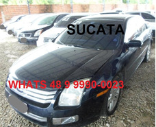 Sucata Ford Fusion Com Teto Automático 2.3 2008/2009