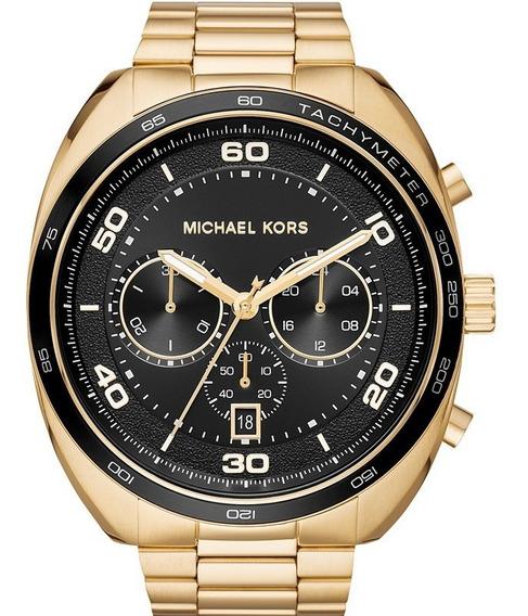 Relógio Michael Kors Masculino Internacional Original Nfe