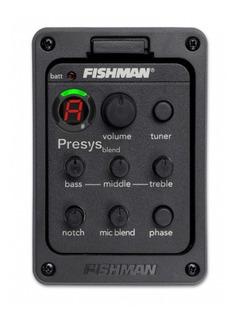 Fishman Presys Blend 301 Cápsula Ecualizador Para Guitarra